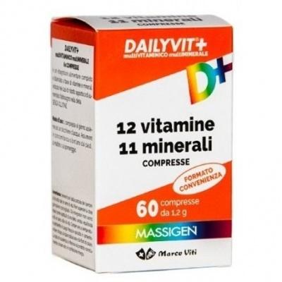 DAILYVIT+ multivitaminico 60 compresse