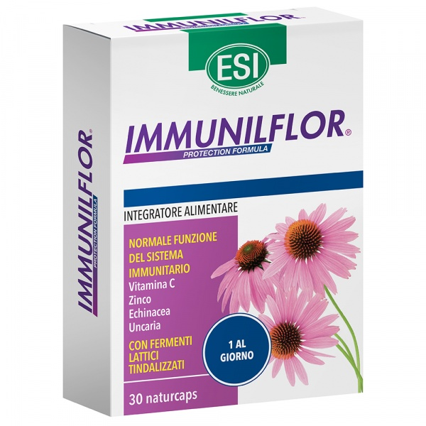 Immunilflor naturcaps