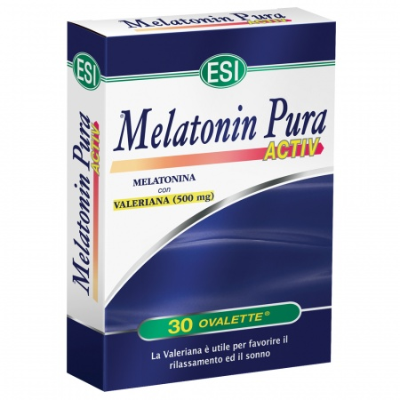 Melatonin Active 30 ovalette